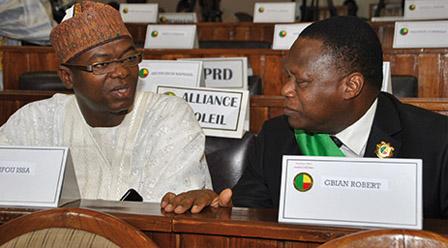Positionnement de l'Alliance Soleil au sein du bureau de l'Assemblée : De gros nuages sur les relations Gbian, Lafia et Saley