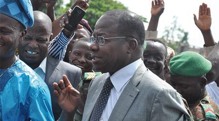 Pour mettre le plus rapidement possible le Parlement 7ème mandature au travail : Adrien Houngbédji opte pour la dictature des textes