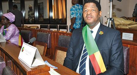 Après le vote du bureau de l'Assemblée nationale : Les Fcbe descendent Marcel de Souza