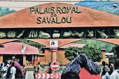 Palais royal de Savalou : Le nouveau roi interné avant l'intronisation