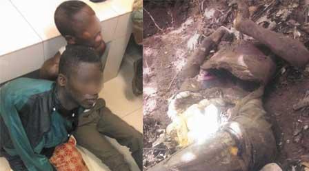 Meurtre et barbarie : Crime crapuleux à Kétou
