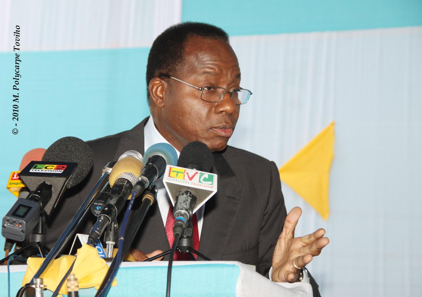 Me Adrien Houngbédji pose le diagnostic d'une Afrique malade de ses dirigeants