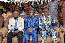 Présidentielle du 28 février 2016 : Le maire de Ouinhi et tout son conseil communal choisissent Koupaki
