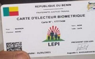 Conseil des Ministres : Les cartes d'électeurs biométriques deviennent des cartes d'identité