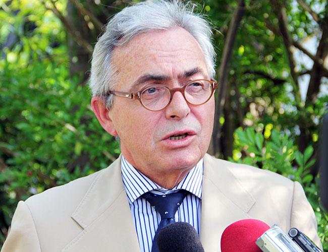 Suite à sa lettre parue dans la presse au sujet de la brouille entre Yayi et Talon : L'ambassadeur Monchau réaffirme ses propos sur RFI